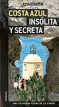Costa Azul Insolita y Secreta (Secret) Cover