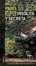 Paris Insolitas y Secreta (Secret) Cover