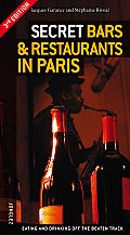 Secret Bars and Restaurants in Paris, 3rd (Secret) Cover