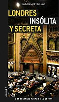 Londres Insolita y Secreta (Secret) Cover