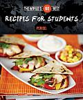 The World's 60 Best Recipes for Students... Period. (World's 60 Best Collection)