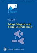 Fukaya Categories & Picard Lefschetz Theory