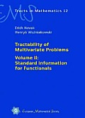 Tractability of Multivariate Problems Volume 2 Standard Information for Functionals