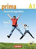Prima German: Sch?lerbuch Band 2 (Student Book)