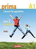 Prima German: Arbeitsbuch Mit Audio-CD Band 2 (Workbook with Audio CD)