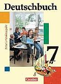 Deutschbuch 7. Schuljahr. Schülerbuch. Neue Grundausgabe