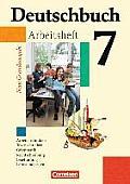 Deutschbuch 7. Schuljahr. Arbeitsheft Mit Lösungen. Neue Grundausgabe