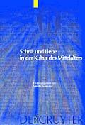 Trends in Medieval Philology #13: Schrift Und Liebe in Der Kultur Des Mittelalters