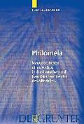Philomela: Metamorphosen Eines Mythos in Der Deutschen Und Franzosischen Literatur Des Mittelalters