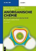 Anorganische Chemie: Prinzipien Von Struktur Und Reaktivit T (de Gruyter Studium)