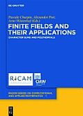 Radon Series on Computational and Applied Mathematics #11: Finite Fields and Their Applications: Character Sums and Polynomials