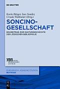 Soncino - Gesellschaft Der Freunde Des Jdischen Buches: Ein Beitrag Zur Kulturgeschichte