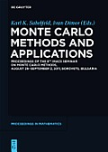 Monte Carlo Methods and Applications: Proceedings of the 8th Imacs Seminar on Monte Carlo Methods, August 29 September 2, 2011, Borovets, Bulgaria