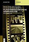 Filmwissenschaftliche Genreanalyse: Eine Einfuhrung