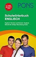 PONS Schulworterbuch Englisch Englisch Deutsch Deutsch Englisch Fur Schuler