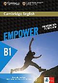 Cambridge English Empower Pre-Intermediate Student's Book Klett Edition