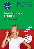Power Sprachkurs Deutsch als Fremdsprache Starting German the Easy Way Level A1 A2