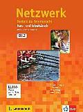 Netzwerk. Kurs- Und Arbeitbuch Mit Dvd Und 2 Audio-cds B1.2