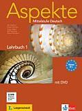 Aspekte 1 (B1+) - Lehrbuch Mit Dvd