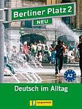Berliner Platz 2 Neu - Lehr- Und Arbeitsbuch 2 Mit 2 Audio-cds