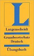 Langenscheidt Grundwortschatz Deutsch - Übungsbuch