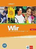 Wir. Grundkurs Deutsch Für Junge Lerner 2. Lehrbuch. Alle Bundesländer