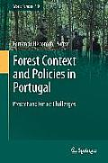 World Forests #19: Forest Context and Policies in Portugal: Present and Future Challenges