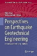 Geotechnical, Geological and Earthquake Engineering #37: Perspectives on Earthquake Geotechnical Engineering: In Honour of Prof. Kenji Ishihara