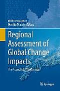 Regional Assessment of Global Change Impacts: The Project Glowa-Danube