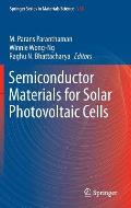 Springer Series in Materials Science #221: Semiconductor Materials for Solar Photovoltaic Cells