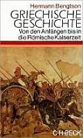 Griechische Geschichte Von Den Anfangen Bis in Die Romische Kaiserzeit