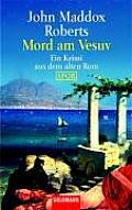 Mord Am Vesuv by John Maddox Roberts