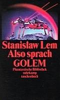 Also Sprach Golem by Stanislaw Lem