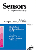 Sensors Volume 3 Chemical & Biochemical 2