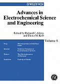 Advances in Electrochemical Science & Engineering #08: Advances in Electrochemical Science and Engineering