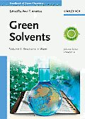 Handbook of Green Chemistry, Green Solvents, Reactions in Water (Handbook of Green Chemistry)