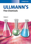 Ullmann's Fine Chemicals 3 Volume Set