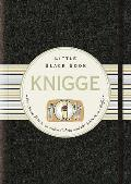 Das Little Black Book Knigge