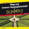 Innere Ausgeglichenheit Für Dummies Hörbuch
