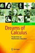 Dreams of Calculus: Perspectives on Mathematics Education Cover