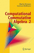 Computational Commutative Algebra...