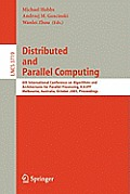 Distributed and Parallel Computing: 6th International Conference on Algorithms and Architectures for Parallel Processing, Ica3pp, Melbourne, Australia