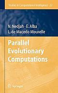 Parallel Evolutionary Computations