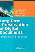 Long-Term Preservation of Digital Documents: Principles and Practices Cover