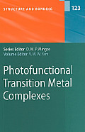 Structure and Bonding #123: Photofunctional Transition Metal Complexes