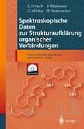 Spektroskopische Daten Zur Strukturaufklarung Organischer Verbindungen