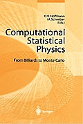 Computational Statistical Physics: From Billiards to Monte-Carlo with CDROM