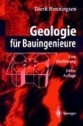 Geologie Fur Bauingenieure: Eine Einfuhrung