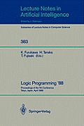 Logic Programming '88: Proceedings of the 7th Conference, Tokyo, Japan, April 11-14, 1988