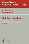 Lecture Notes in Computer Science #972: Distributed Algorithms